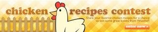 Chicken Recipes Contest
