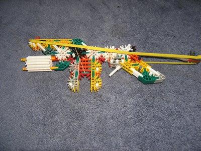 Knex True Trigger (tomboyrme's Trigger) Gun