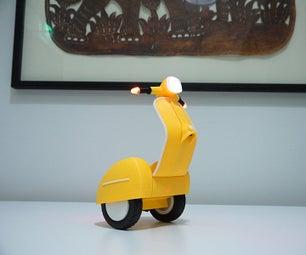 Baransu Self-balancing Scooter