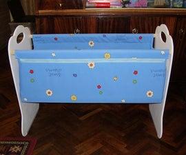 DIY Baby Bed