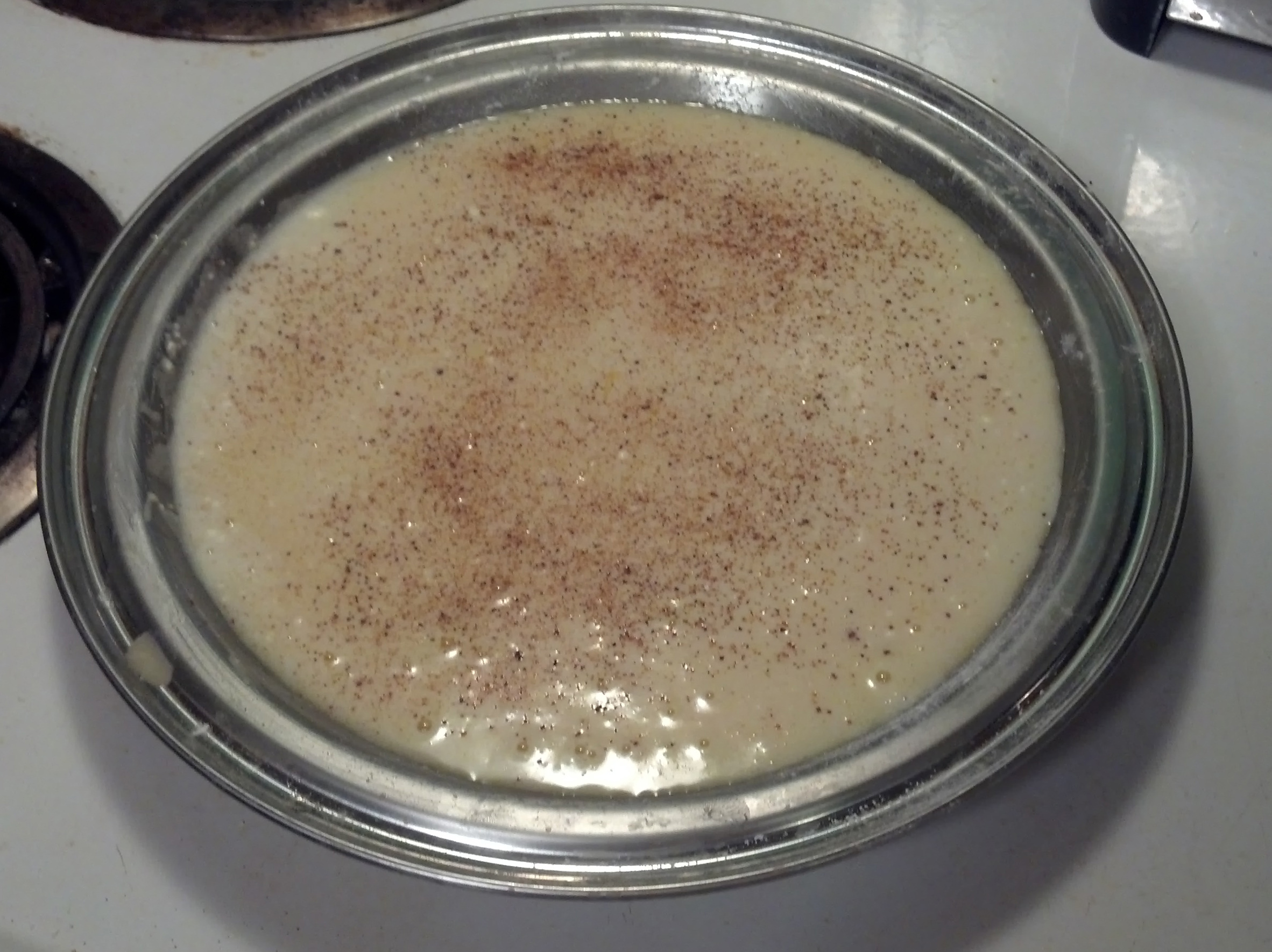 Picture of Pour Into Your Pan and Bake