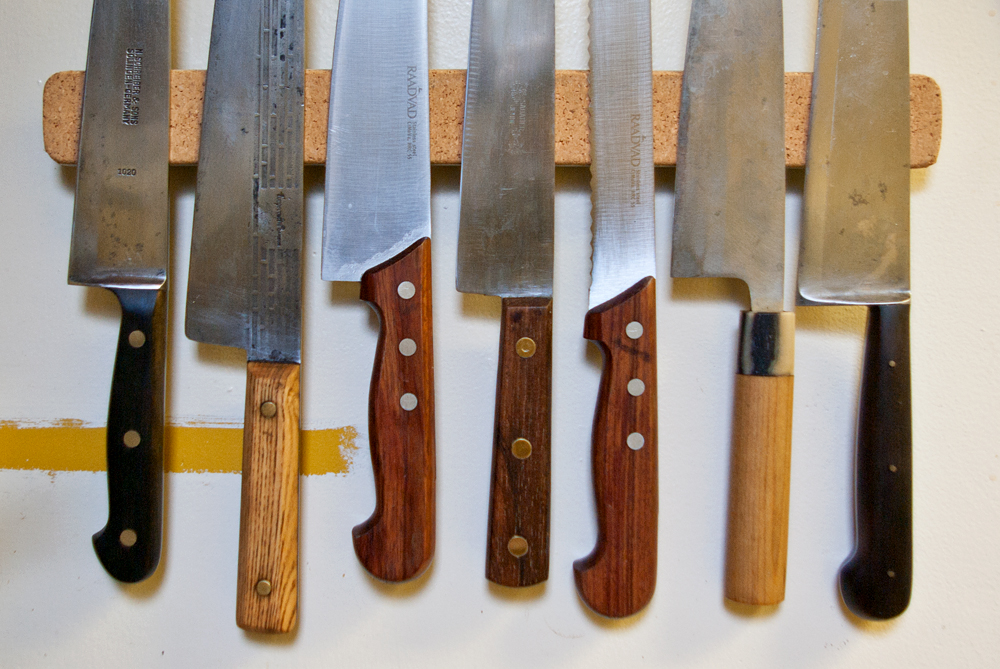 Picture of Caring for Kitchen Knives