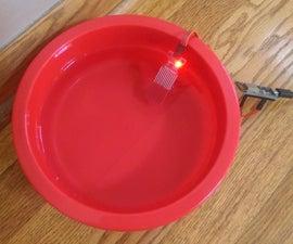 Notifying Water Bowl