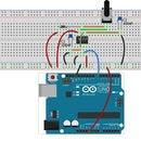 NE555 With Arduino Uno R3