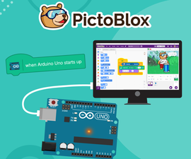 How to Interface Arduino Board to PictoBlox: Scratch Based Programming Platform