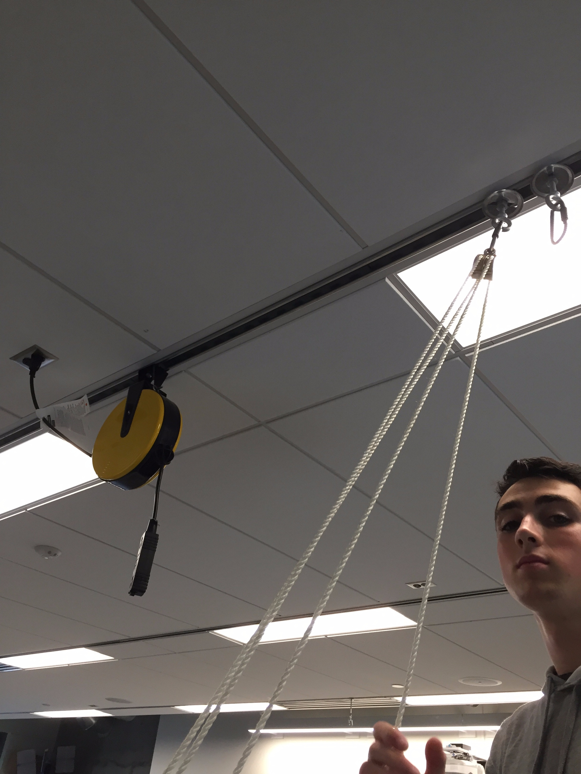 Picture of Attaching the Rope
