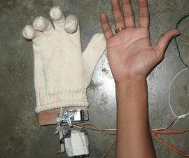 Robotic Hand using gesture recogntion - AVATAR