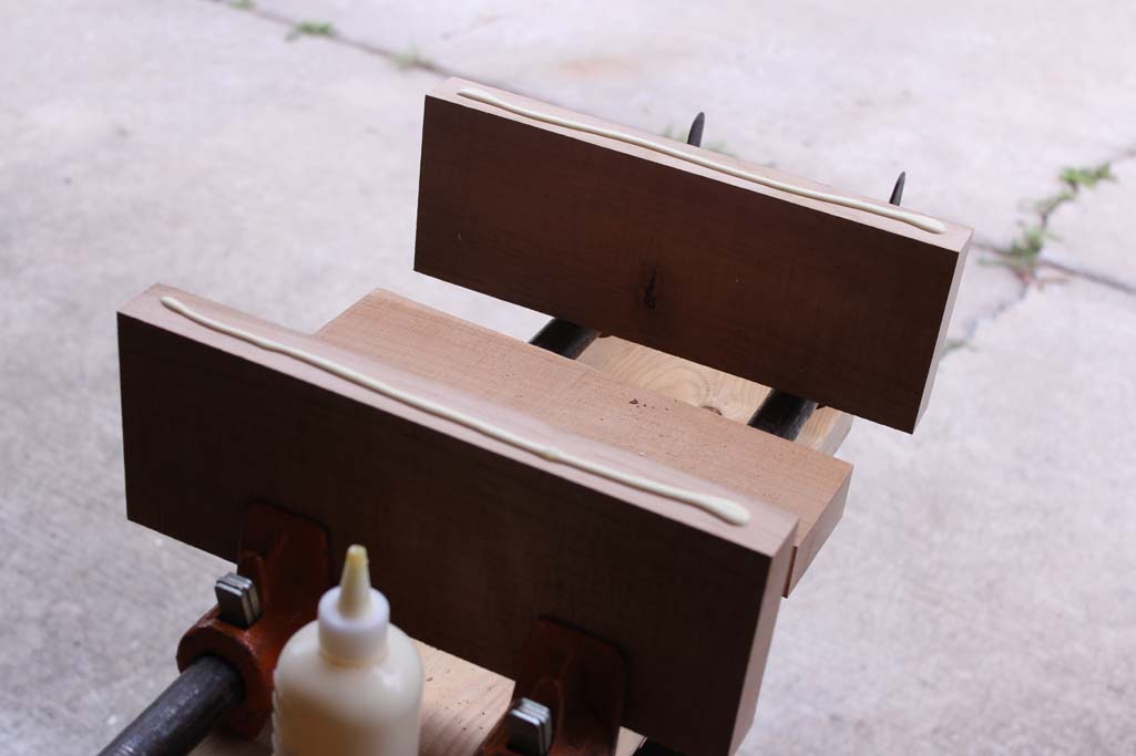 Picture of Glue-up the Blanks