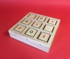 Rolling TicTacToe Game