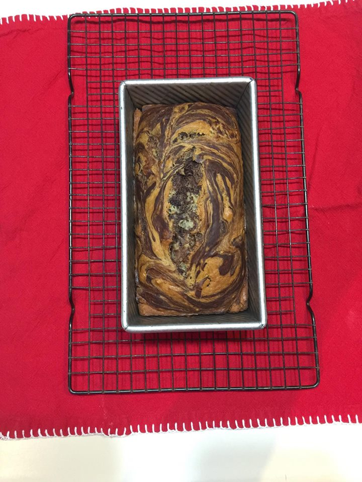 Picture of Marbled Banana Bread