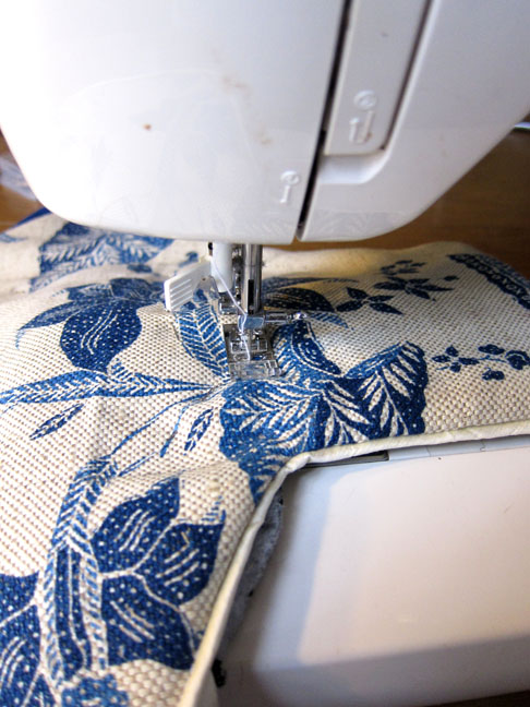 Picture of Sewing Pocket for Screen Protector