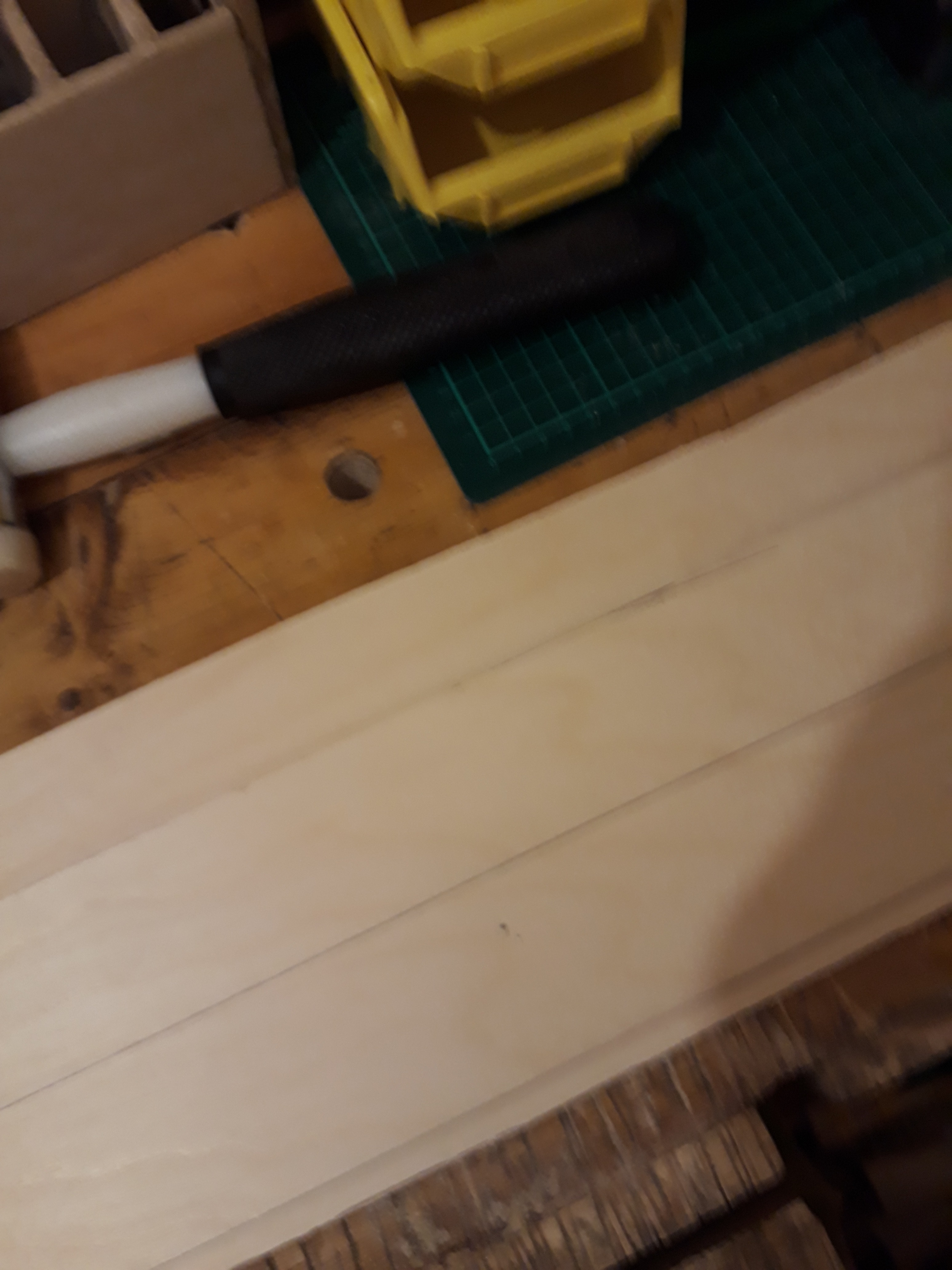Picture of Adding the Measurements to Your Wood