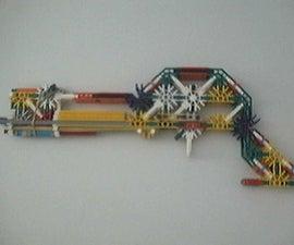 Dutchj's Semi-Automatic K'nex gun