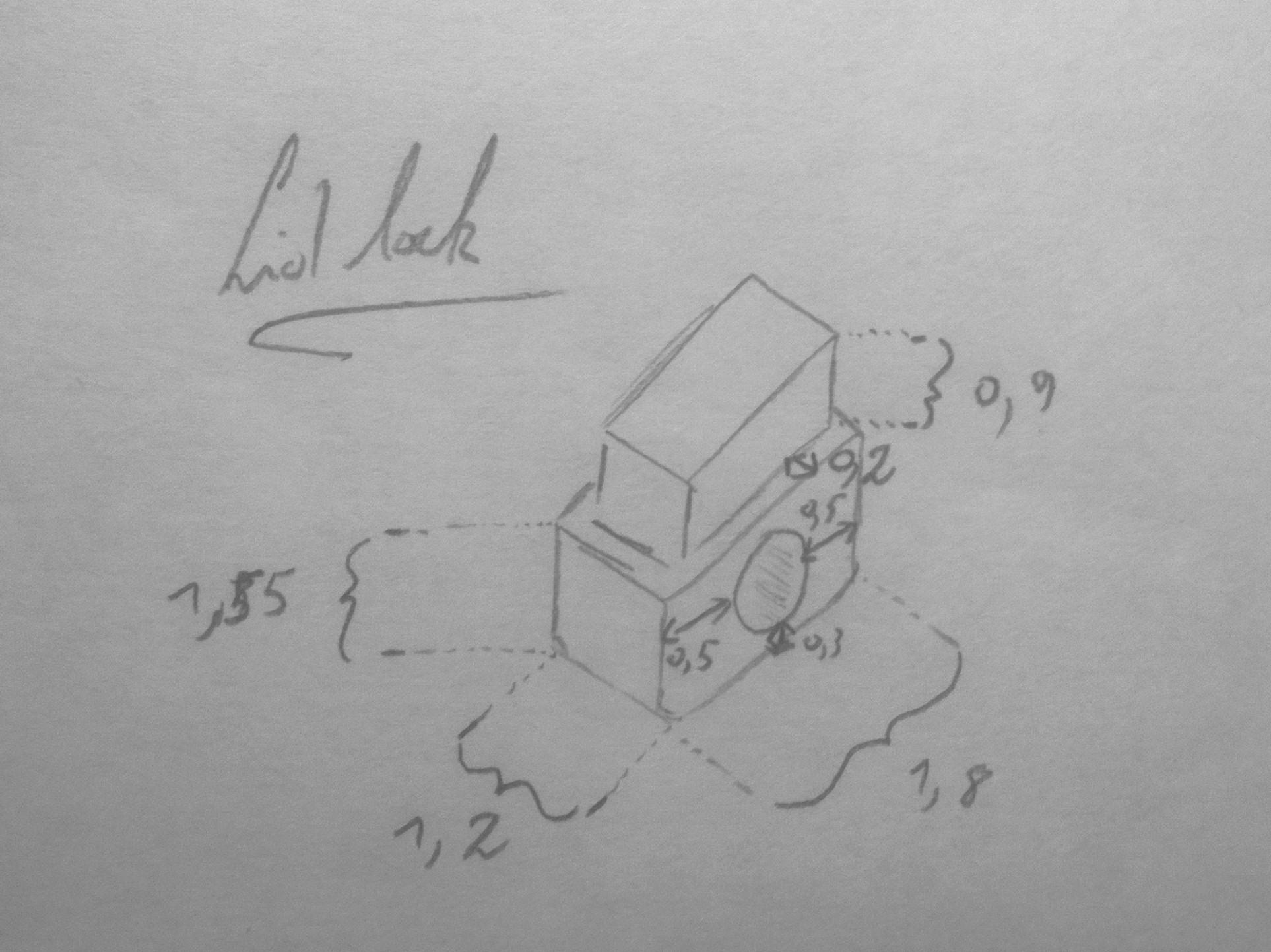 Picture of Lock Mechanism