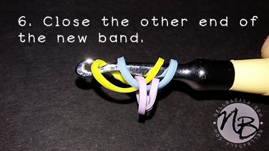 Close With the Other End of the New Band.