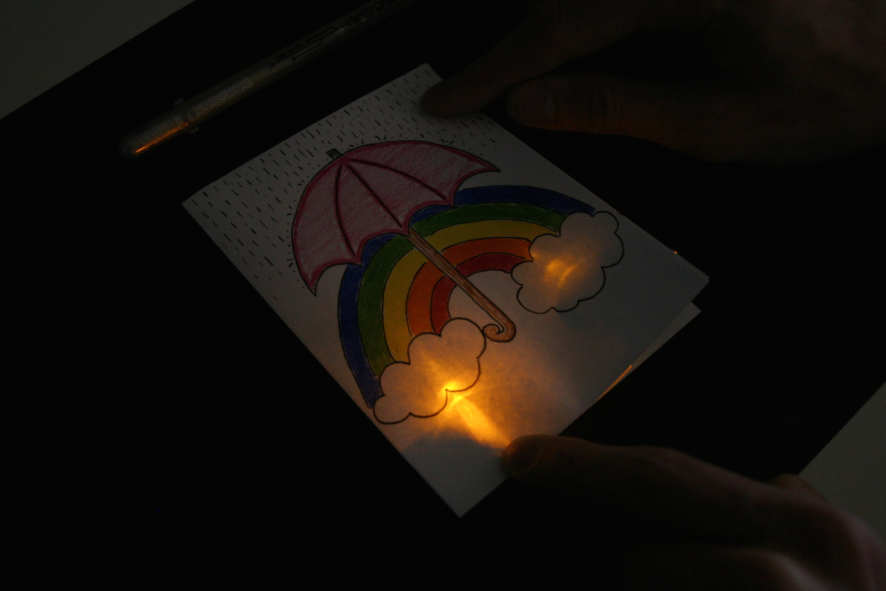 Picture of Light Up the Card!