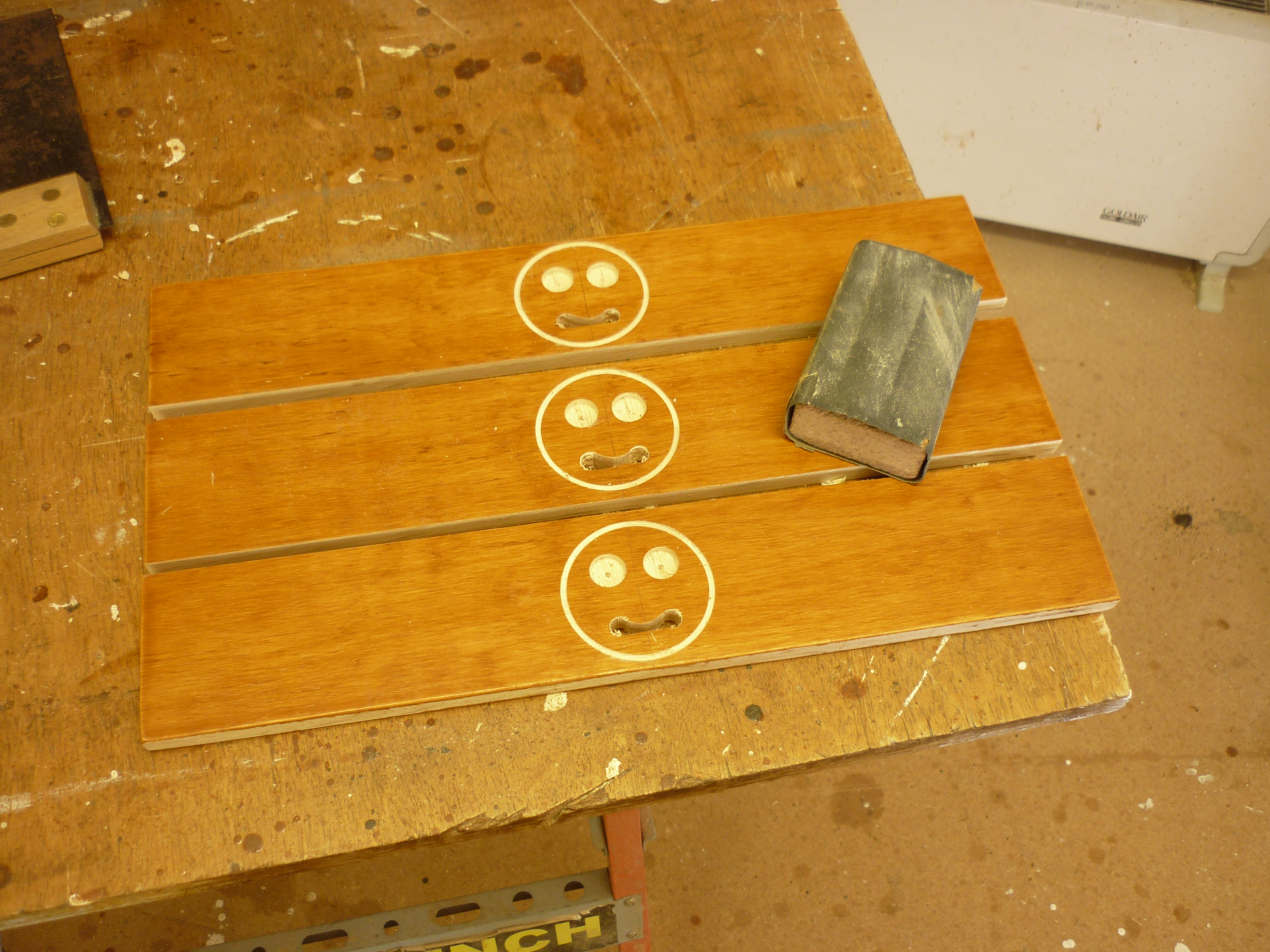 Picture of Carving Drawer Fronts`