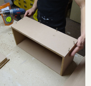 Picture of Assemble Drawers