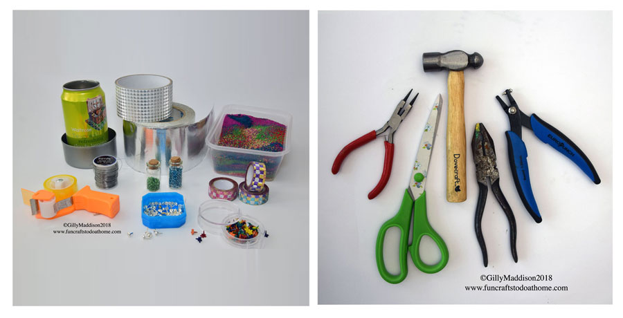 Picture of Gather Your Supplies and Tools