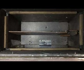 Arduino Controlled Air-pulsed Heating System