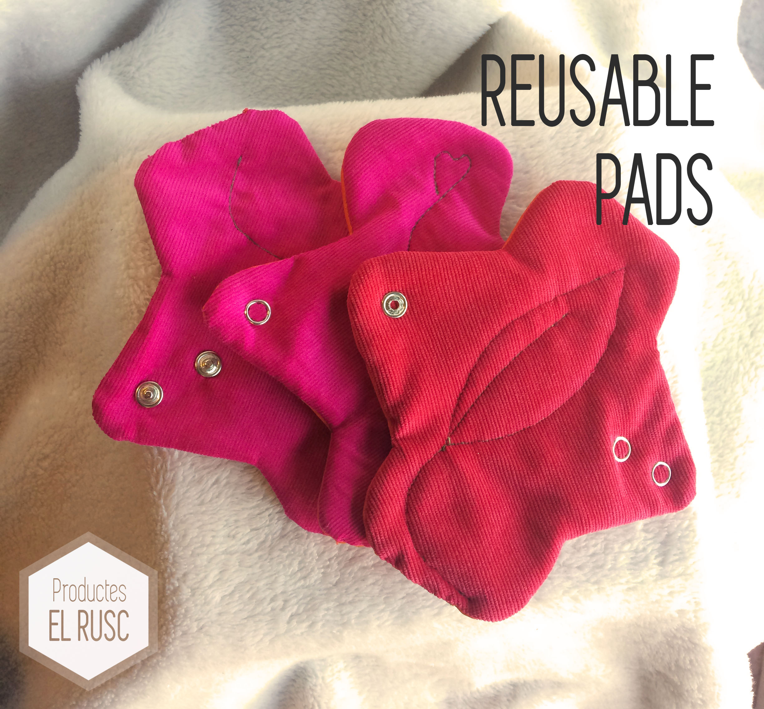 Picture of REUSABLE CLOTH PADS