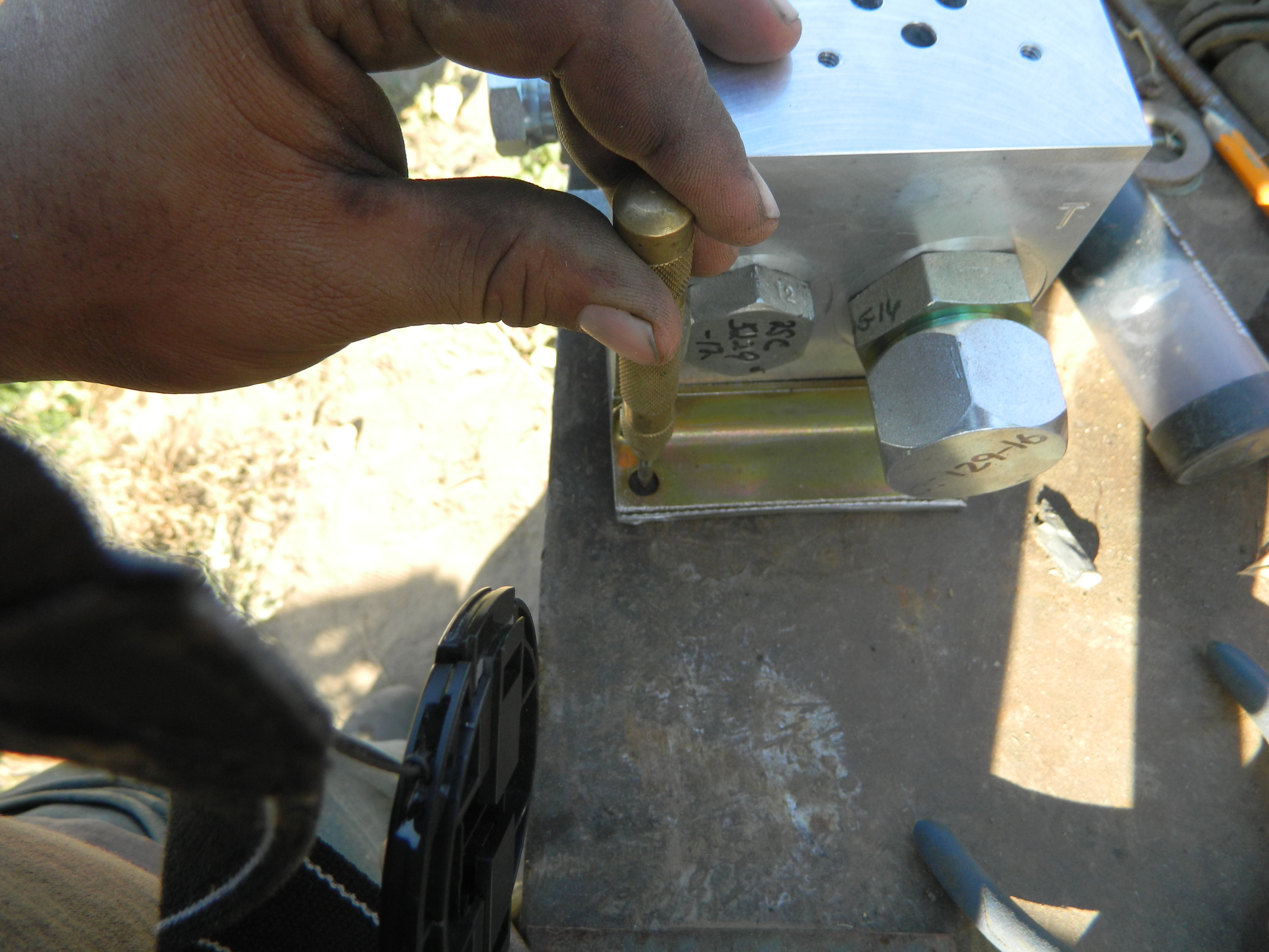 Picture of Mounting Manifold