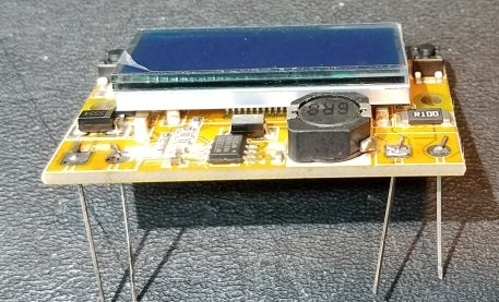 Soldering DC to DC Module in Place