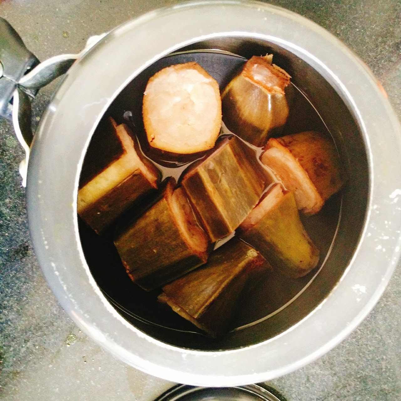 Picture of How to Make Masala for Dosa: