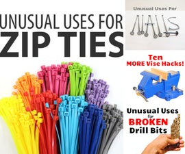 60+ Unusual Uses for Workshop Tools & Materials! the Ultimate Collection!