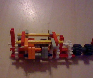 K'nex Bolt-Action Mechanism