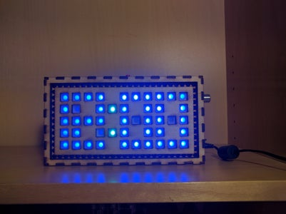 Sunrise Alarm LED Clock