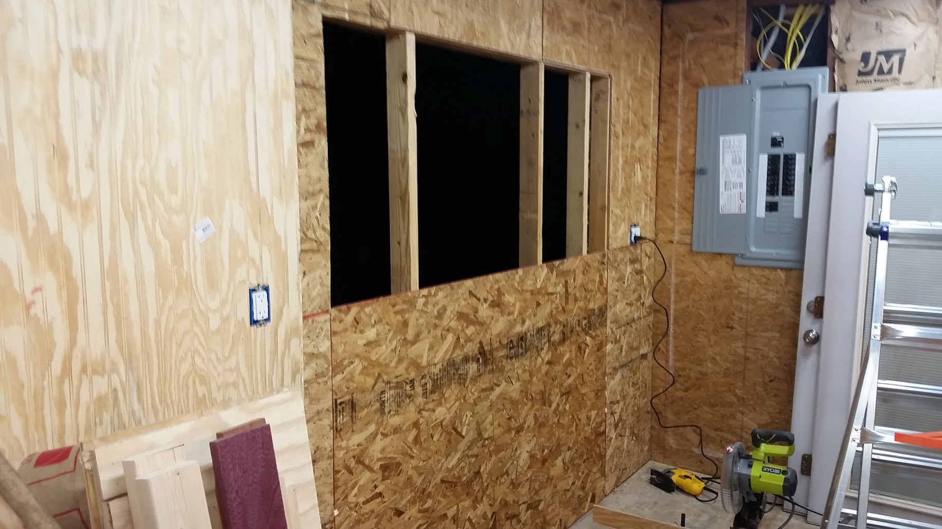 Picture of Framing the Opening