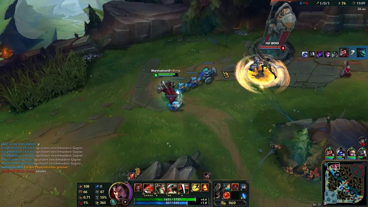Picture of How to Freeze the Top Lane