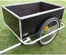 Foldable Bike Trailer