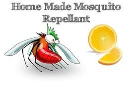 Home Made Mosquito Repelant