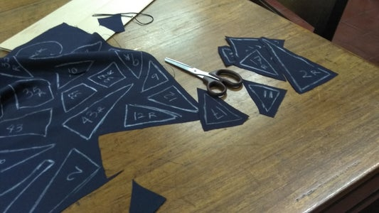 Making the Pattern Pieces