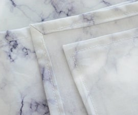 How To: Sew Mitered Corners