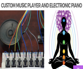Custom Music Player and Electronic Piano