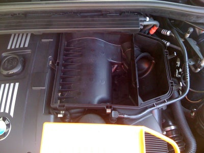 Clean the Empty Air Box