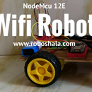 Wifi Controlled Car / IOT Bot