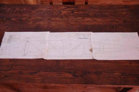 Scan Original Blueprints