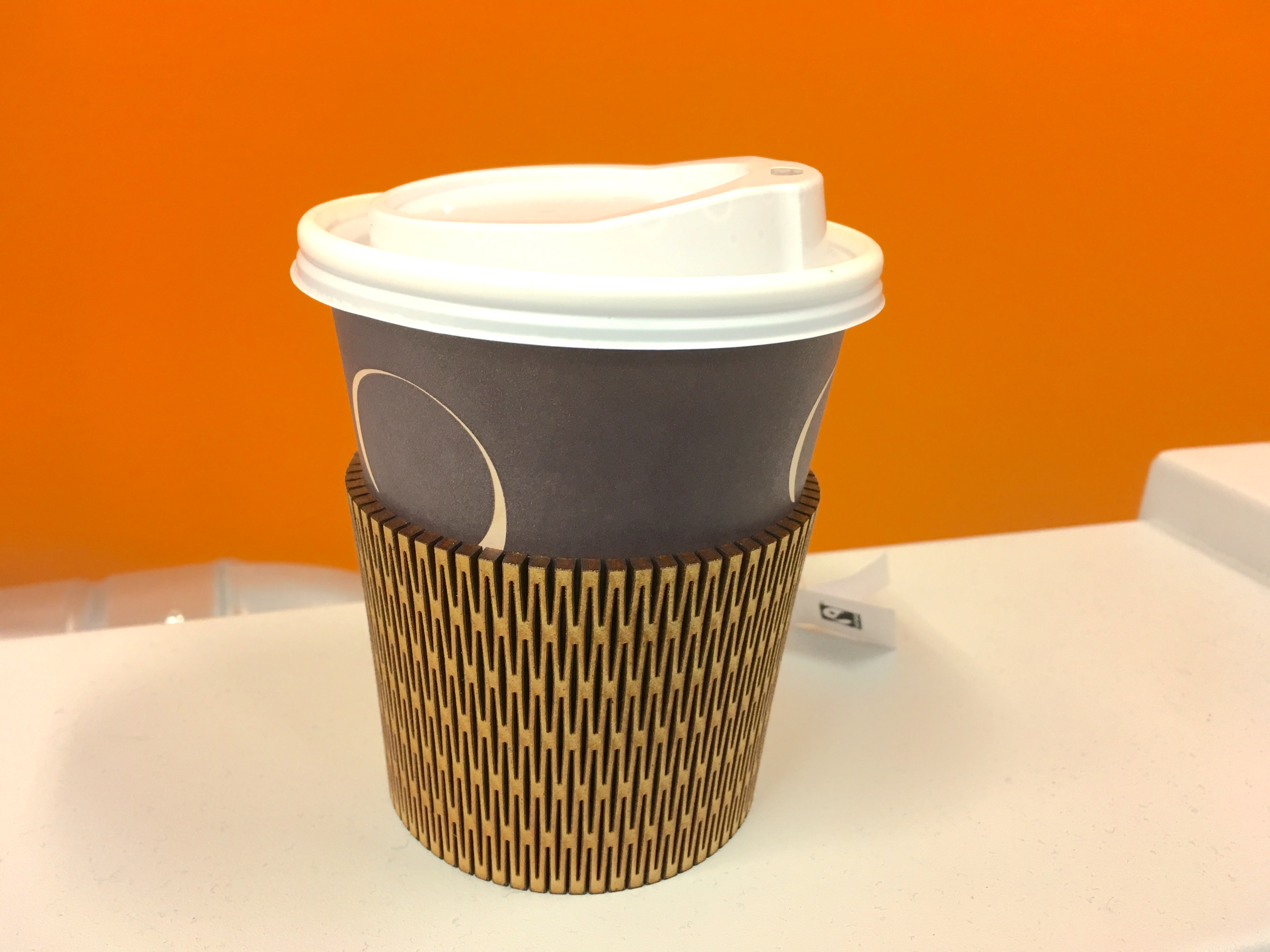 Picture of Wooden Cup Holder