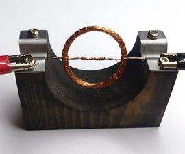 Make a DC motor.