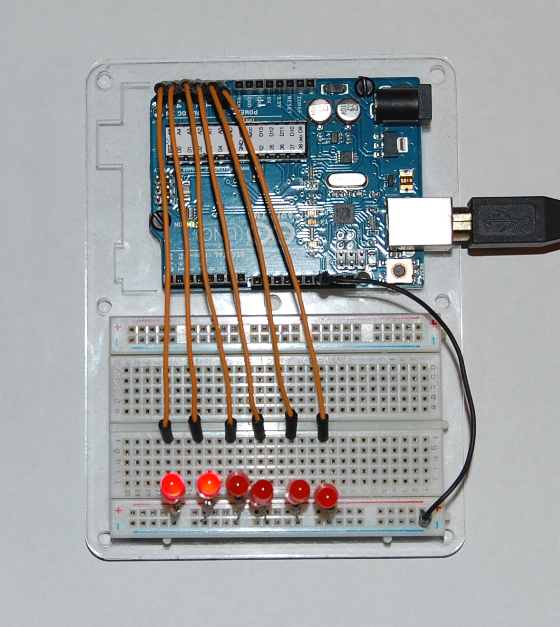 Picture of Using Analog Pins As Digital