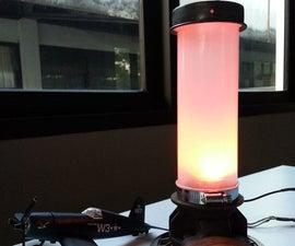 Old Bearing Housing LED Lamp