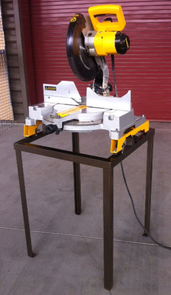 Picture of Steel Stand for Dewalt Miter Saw