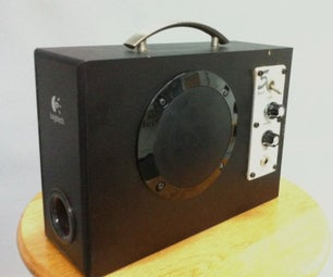 1 Watt Guitar Practice Amp Cheap!