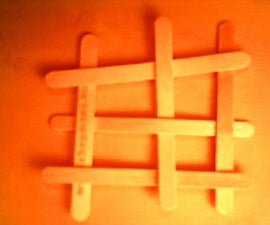 Popsicle stick bomb (lamination)