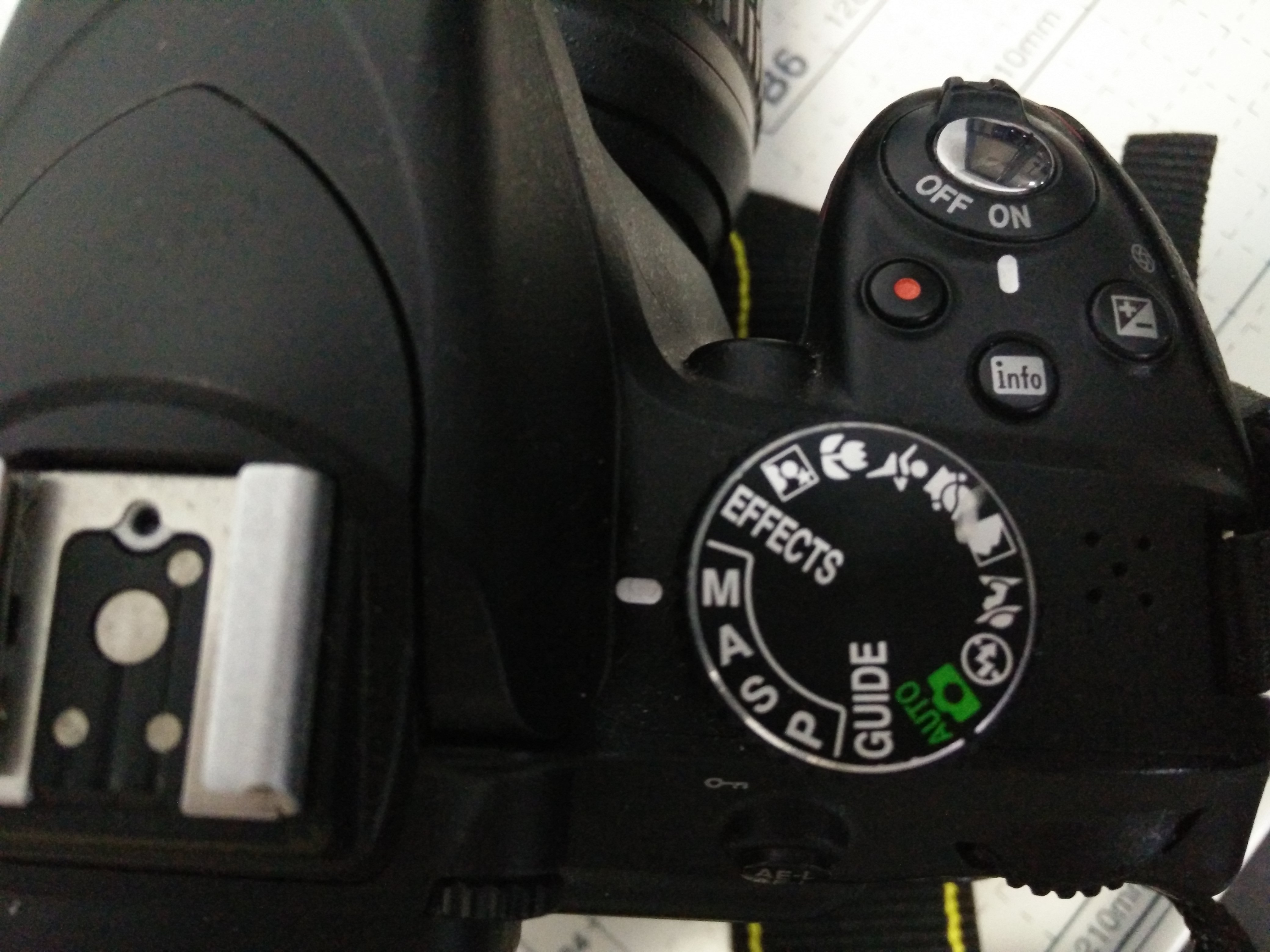 Picture of Take Photos With SLR Camera Which Have the Long Exposure Feature