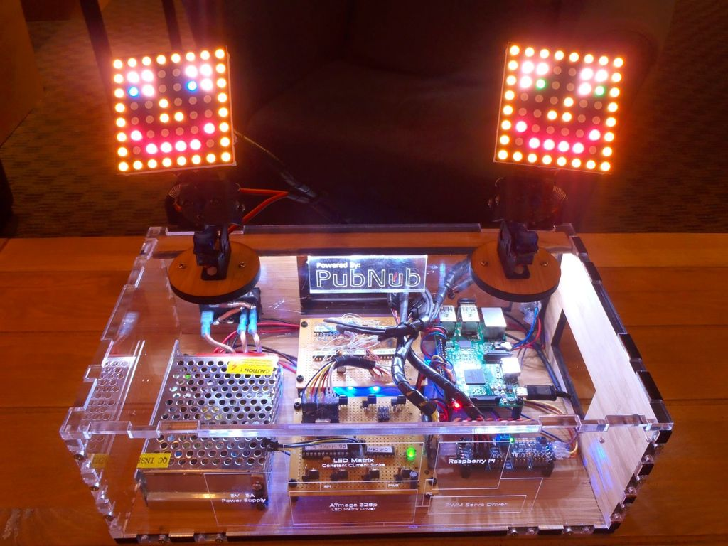 Picture of IoT Motion Controlled Servos